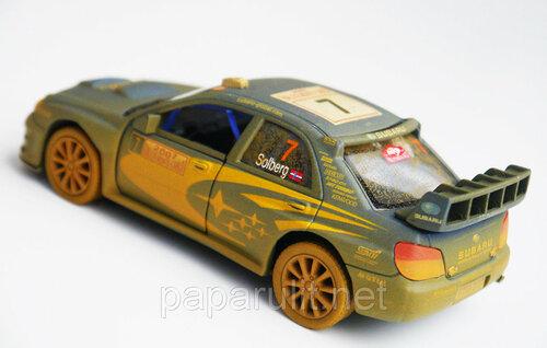 Машинка Kinsmart Subaru