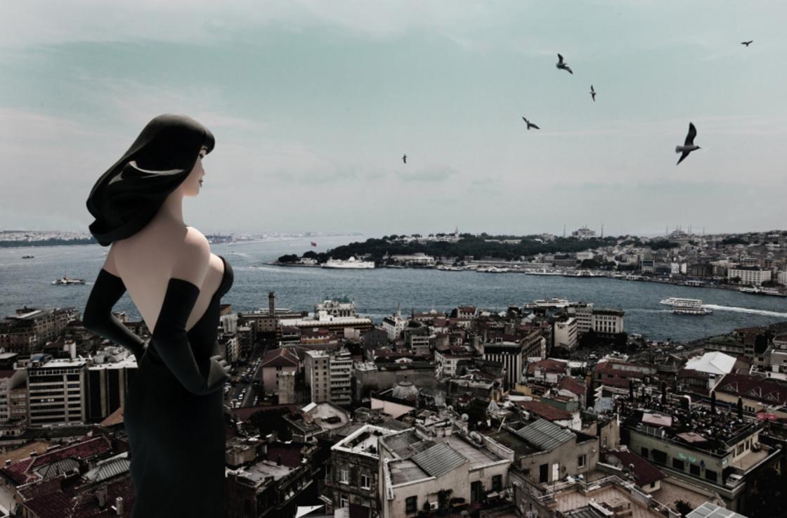 Kezban Arca Batibeki – Galata Tower 2014 | © Kezban Arca Batibeki