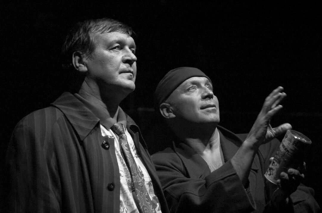 Валерий и Сергей Беляковичи