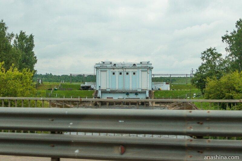 Ново-Тверецкая ГЭС, Вышний Волочек