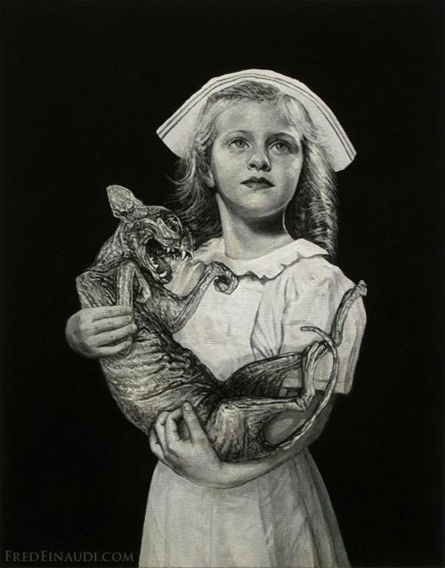 Artist - Fred Einaudi