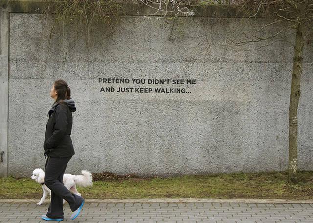 Social Media Culture Meets Street Art