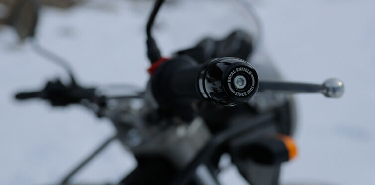 Мотоцикл Royal Enfield Himalayan Sleet (только Индия)