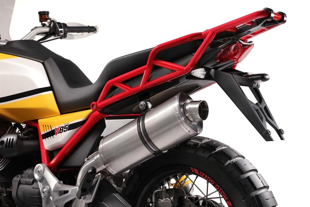 Концепт Moto Guzzi V85