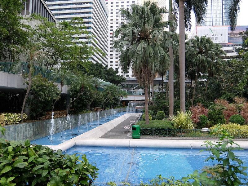 Гонконг - Chater Garden
