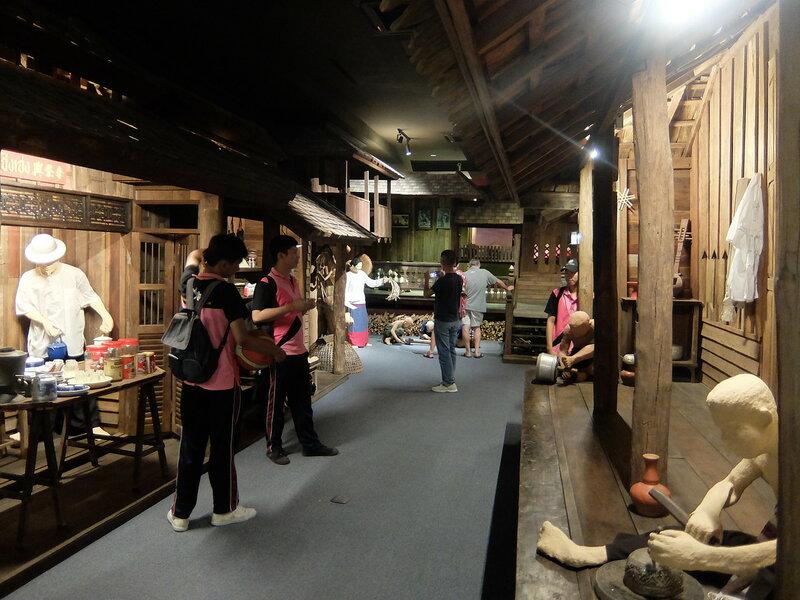 Чиангмай - Центр культуры и искусств - Реконструкция старого города
