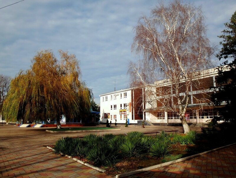 Первое декабря... В городе на Азовском побережье (3).JPG