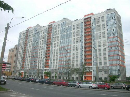 Кушелевская дорога 3к2