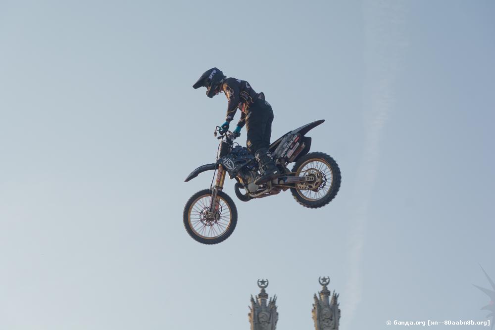 Всероссийский чемпионат по мотокросс-фристайлу