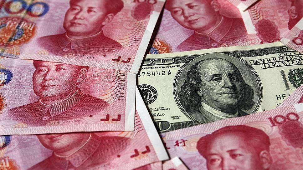 Китайский юань показывает рублю плохой пример....jpeg
