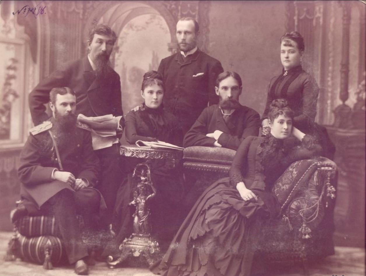 Семья Бутиных