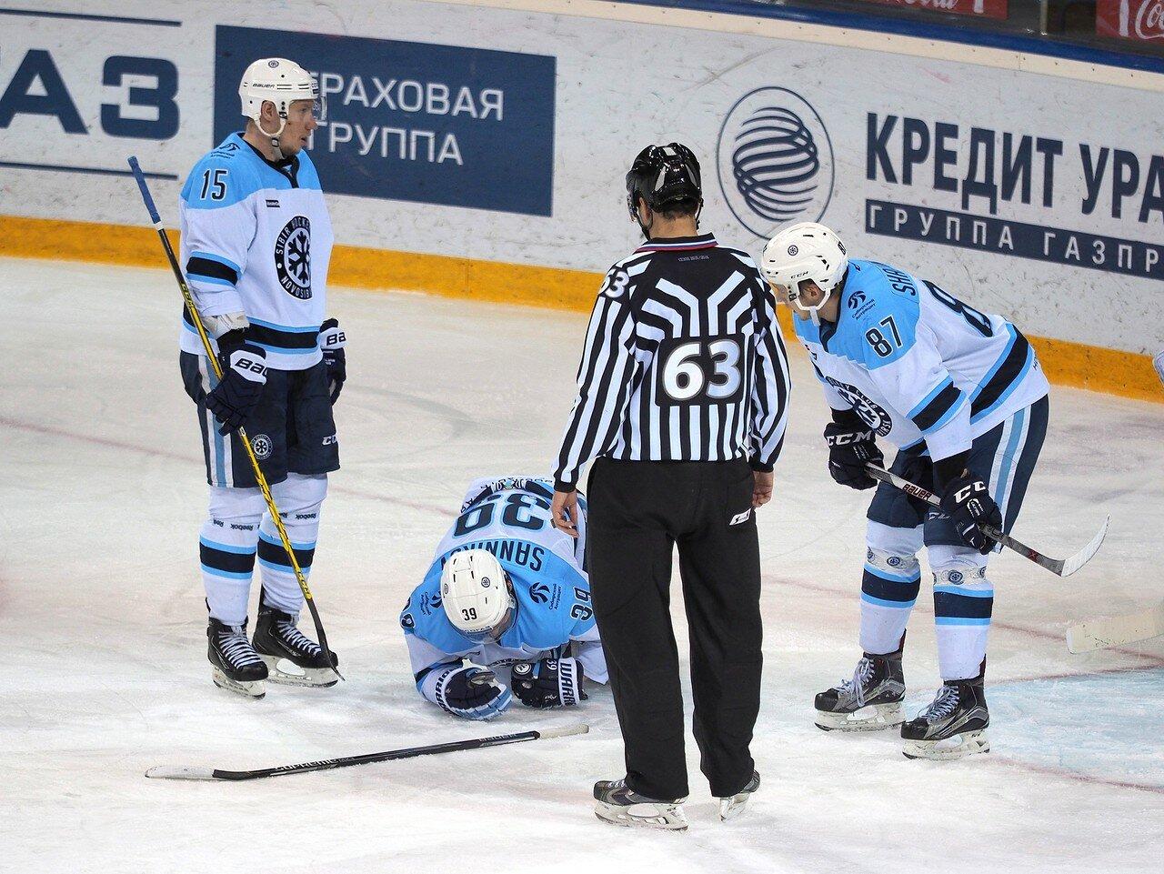 86Восток 1/2 плей-офф Металлург - Сибирь 08.03.2016