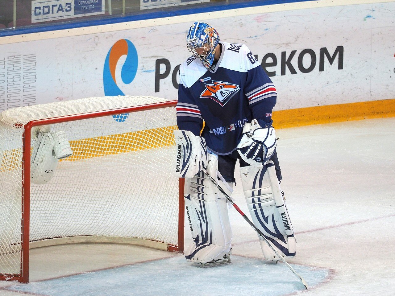 98Восток 1/2 плей-офф Металлург - Сибирь 08.03.2016