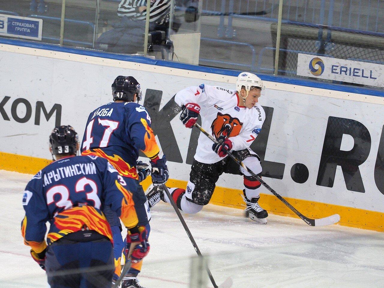 291/8 Плей-офф 2016 МХЛ Стальные Лисы - Кузнецкие Медведи 09.03.2016