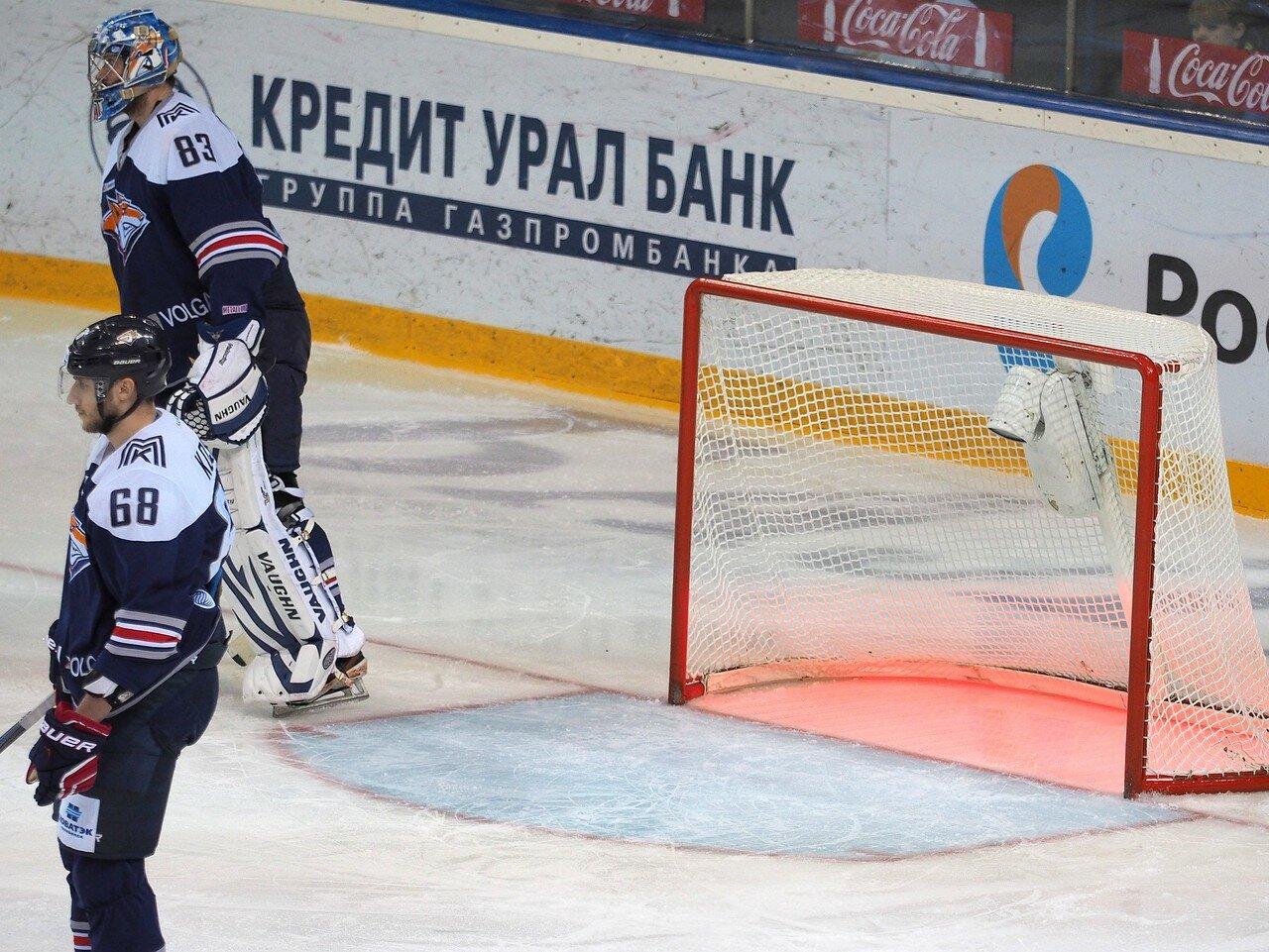 69Плей-офф 2016 Восток 1/2 Металлург - Сибирь 16.03.2016