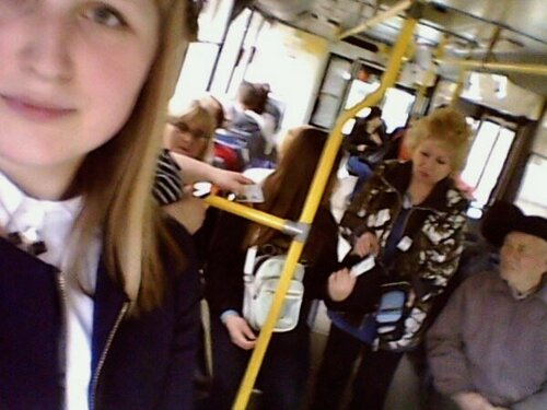 Селфи в бельцком троллейбусе с Wi-Fi – может стать призовым