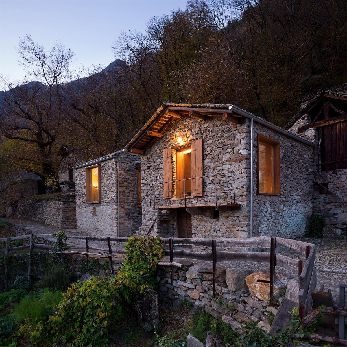 Купить дом в итальянской деревне график открытия границ россии