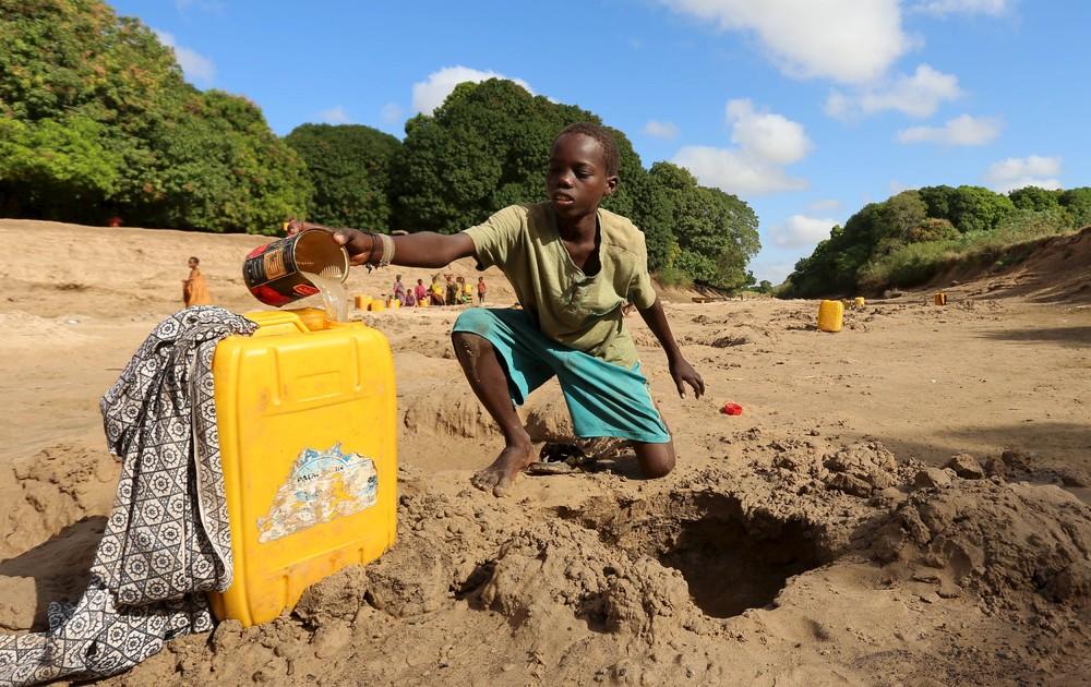 Засуха в Сомали