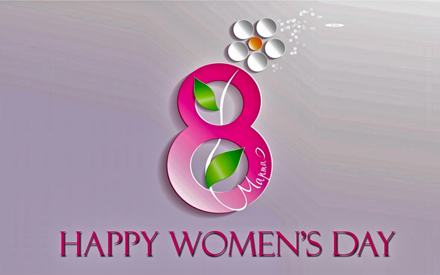 HAPPY INTERNATIONALWOMEN'S DAY!