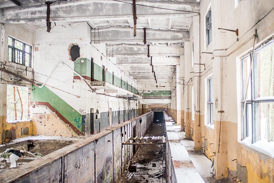 Гидродинамическая лаборатория (бывшая в/ч 13073)
