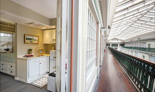 Недорогие квартиры в аренду в историческом здании