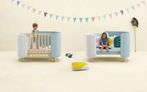 Многофункциональная мебель для детей