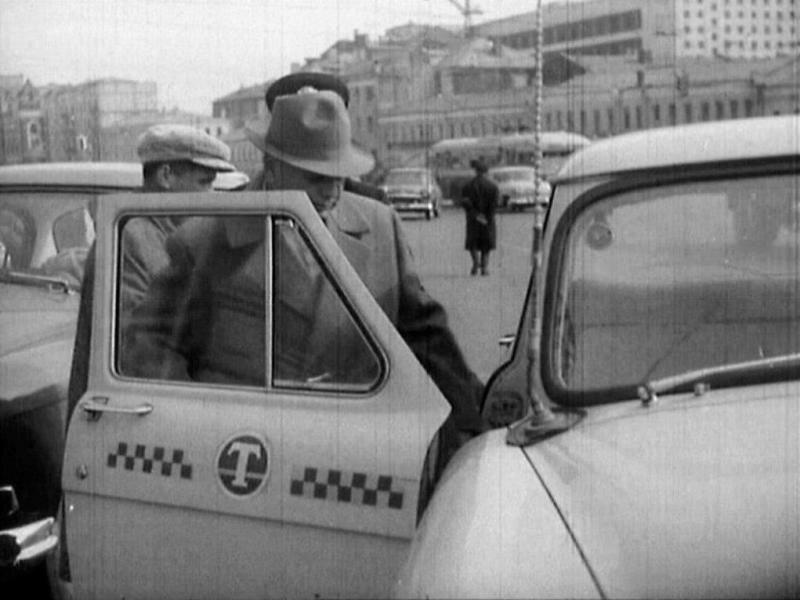 Про таксиста и гипнотизера