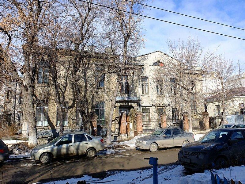 Льва Толстого и Никитинская 172.JPG