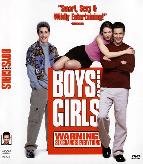 Мальчики и девочки / Boys and Girls (2000/BDRip/HDRip)