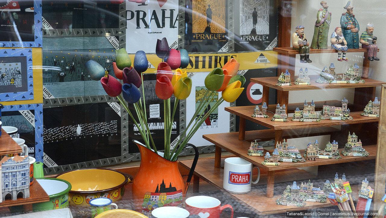 Сувениры Праги