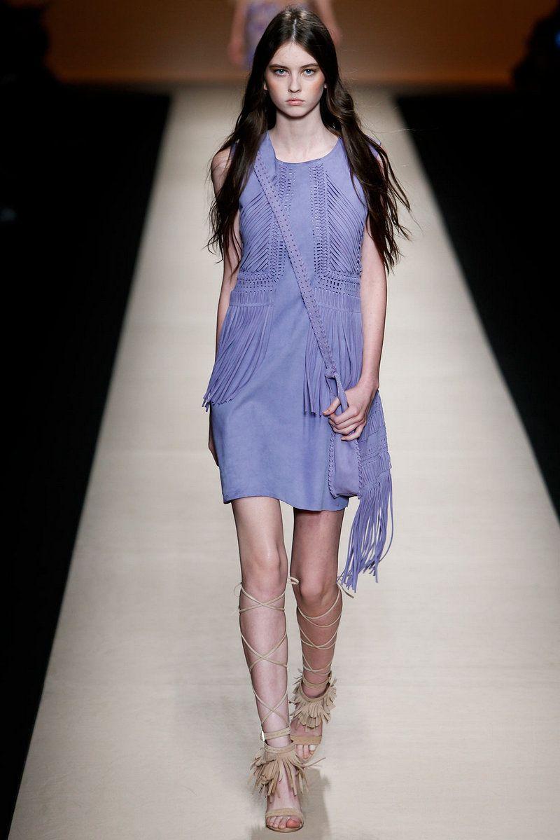 Alberta Ferretti. Весна-лето 2015