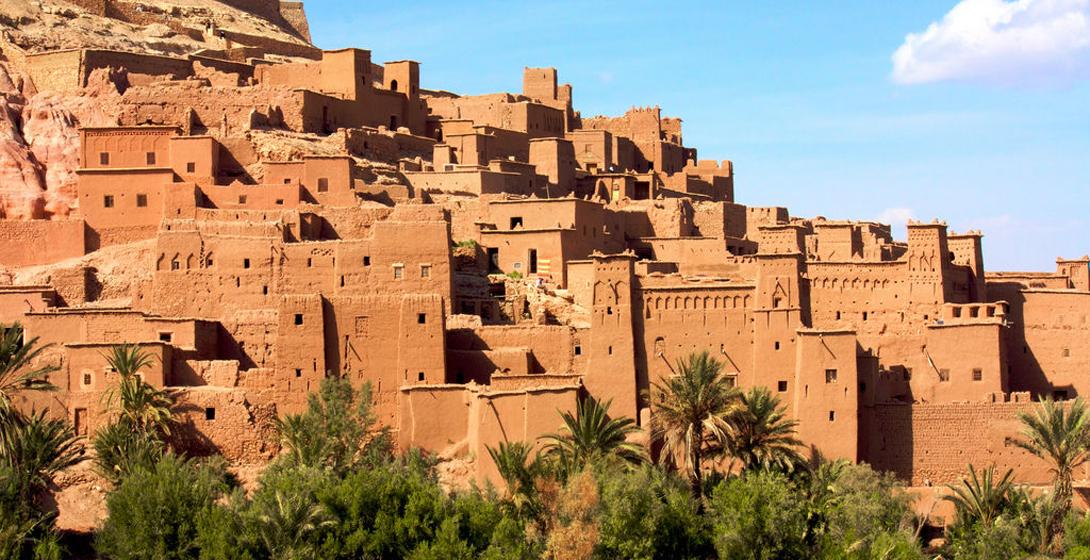 Юнкай Айт-Бен-Хадду, Марокко