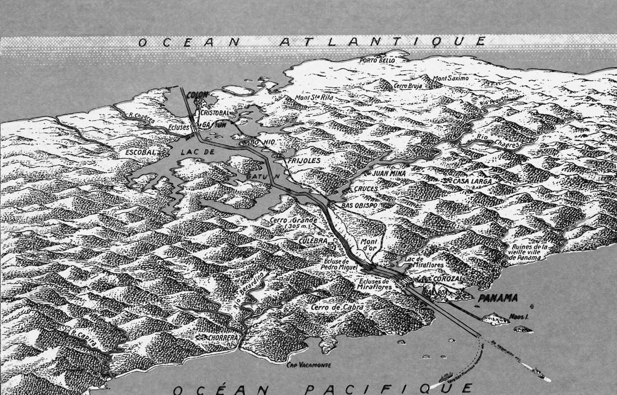 Фердинанд де Лессепс возглавил сбор средств. Его успехи при строительстве Суэцкого канала помогли ем