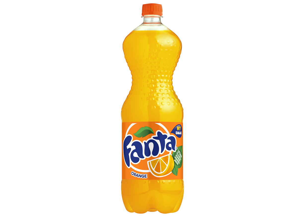 Напиток «Фанта» был изобретён в Германии в период Второй мировой войны. Создание продукта связан