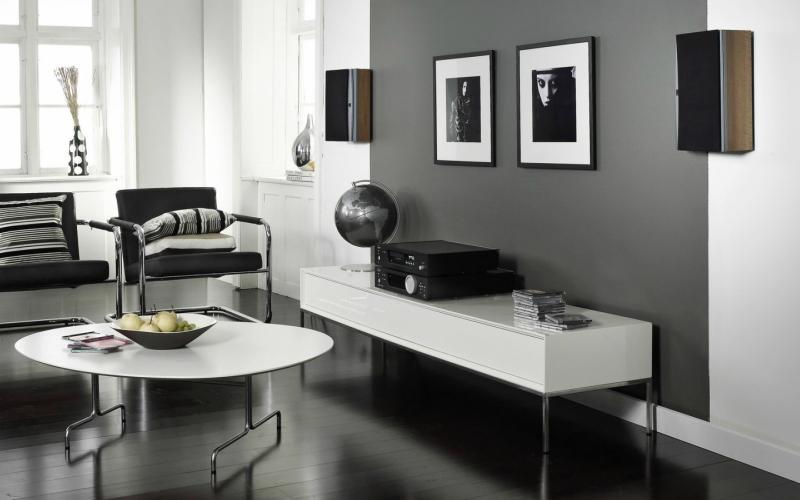 Черный цвет в дизайне интерьера фото 18
