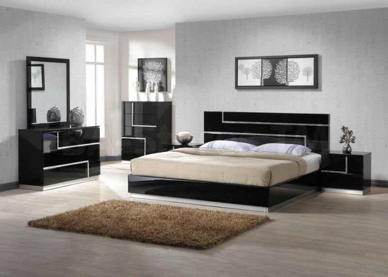 Черный цвет в дизайне интерьера фото 19