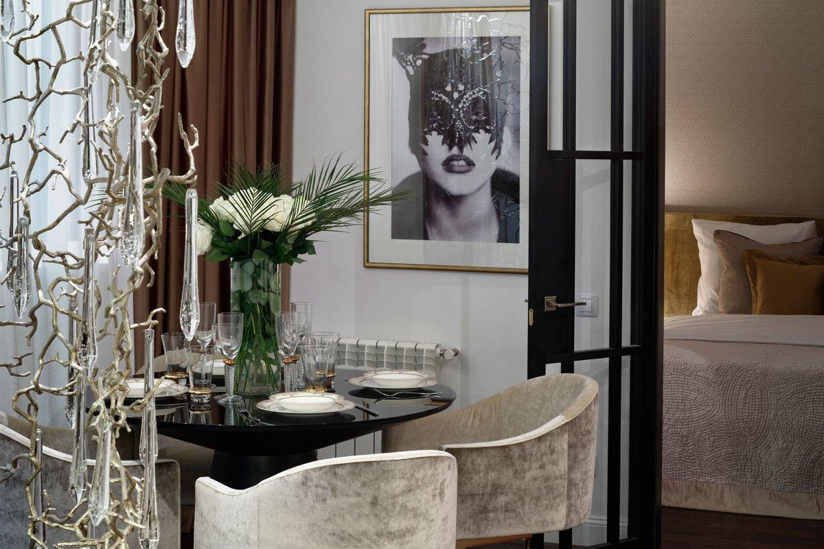 Absolute Interior Decor, современный дизайн интерьера, самые красивые квартиры фото, фото элитных интерьеров, элитные квартиры в киеве