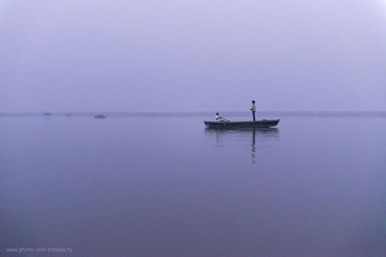 Рассвет на Ганге в Варанаси. Отзывы турстов о поездке в Индию.