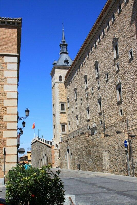 Толедо, Алькасар (Toledo Alcazar)