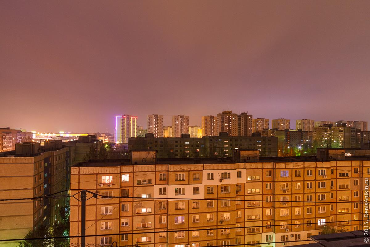 Солнечный ночью. Саратов 12