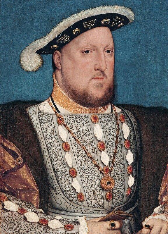 Генрих VIII Henry 8 England.jpg