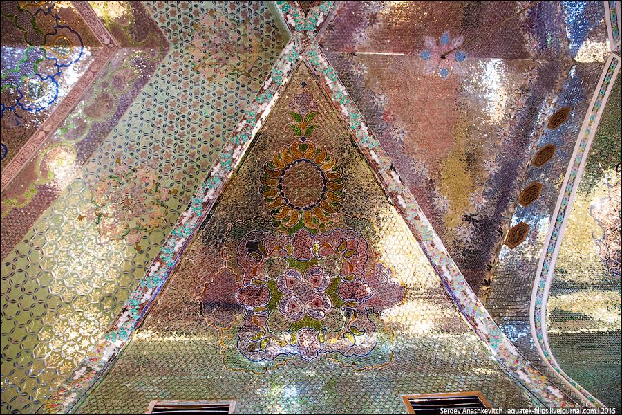 Мавзолей Шах-Черах / Shah Cheragh