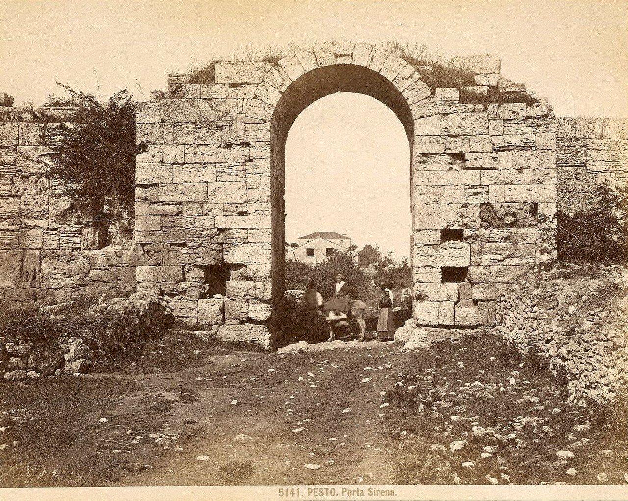 Ворота Сирены