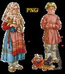 children vintage graphics