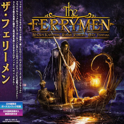 The Ferrymen - Discography (2017-2019)