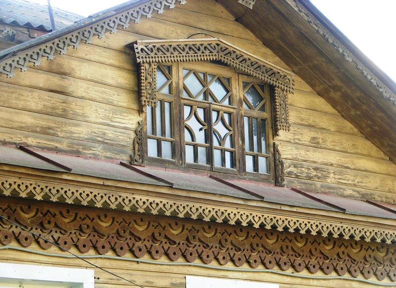 Бежецк, дом Русина