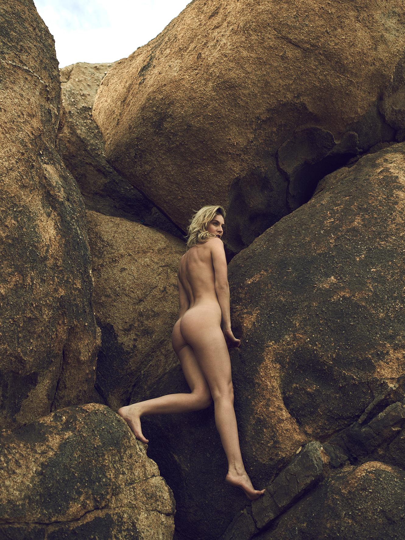 Лорен для издания P Magazine / фото Stefan Rappo