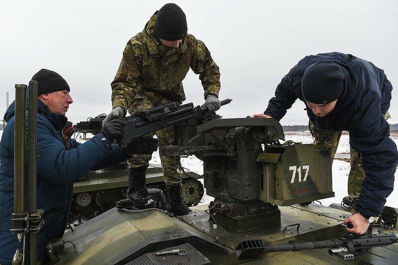 0 17f836 a4fd159c XL - Нерехта - боевой робот Красной Армии