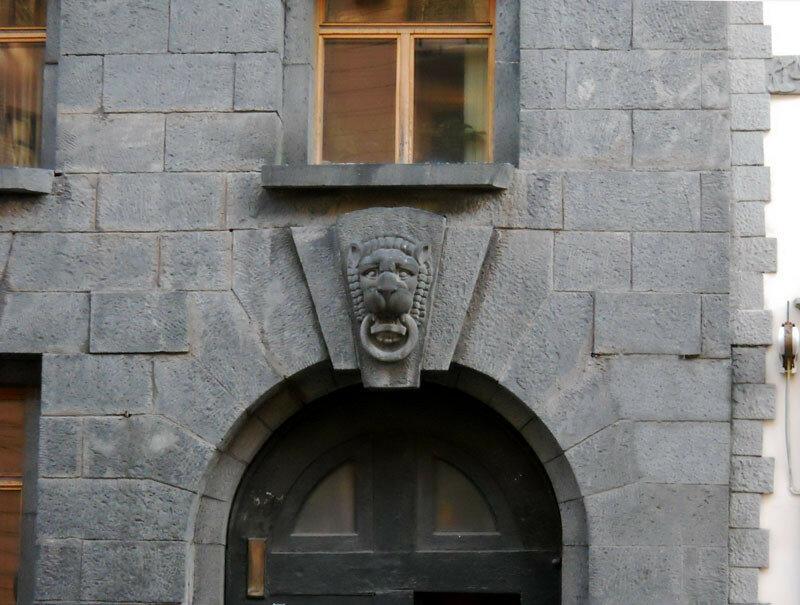 Дом Розенштейна (Большой пр., 77)