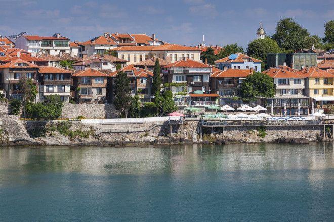 Древний болгарский курортный город Созополь был основан греками в 6 веке до нашей эры на берегу Черн
